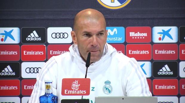 "Zidane: ""Ronaldo ist ein Ausnahmespieler"""