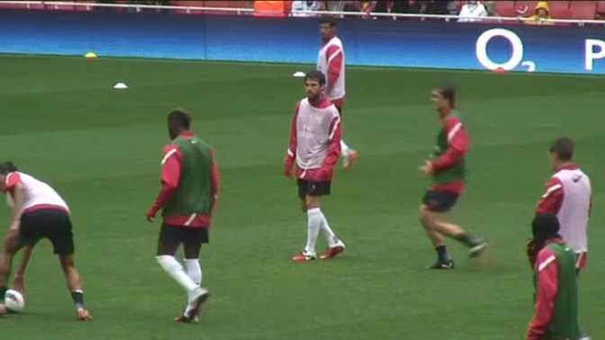 Arsenal : Wenger n'a pas de regret pour Fabregas