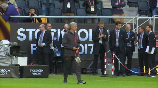 Nach Manchester-Anschlag: Keine Mourinho-PK
