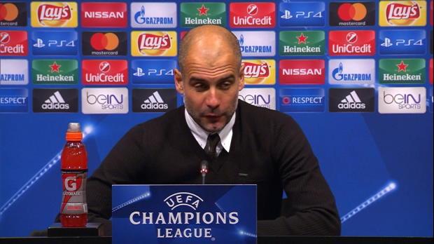 Guardiola: Mit zehn Spielern war Spiel vorbei