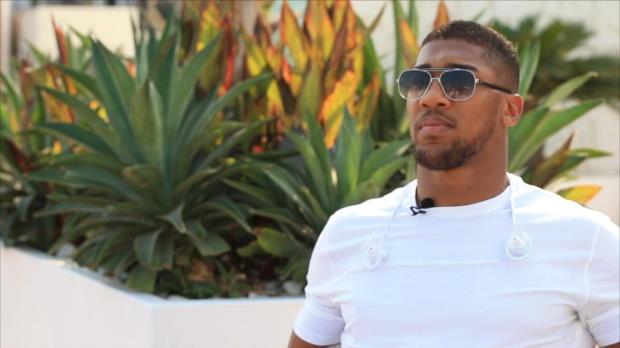 Boxen: Joshua: Bin noch nicht auf Ali's Niveau