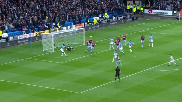 Premier League: Huddersfield - West Ham   DAZN Highlights