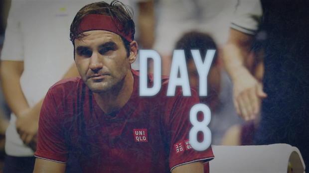 Federer sensationell ausgeschieden