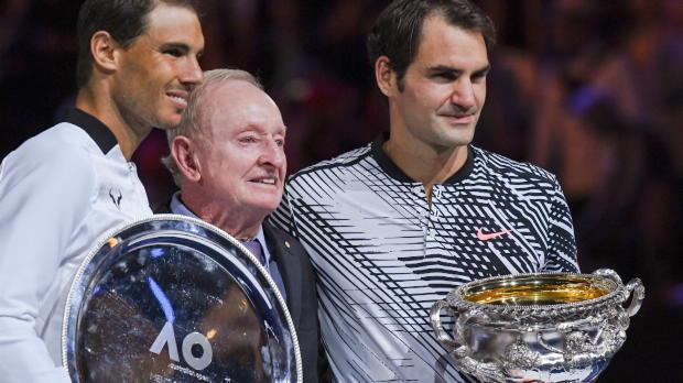 Nadal vs Federer, por un billete a cuartos