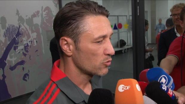 """Kovac: FCB hat Sanches nicht die """"Zeit gegeben"""""""