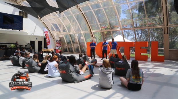 2017 Foxtel All Stars Tim Cahill Academy kicks off!