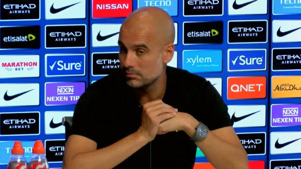 "Guardiola zur City-Doku: ""Kameras nicht bemerkt"""