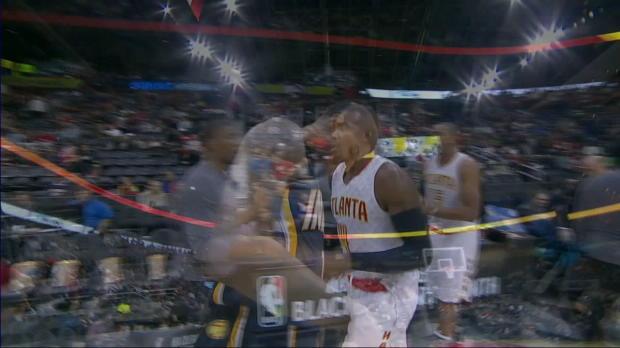 Pacers vs. Hawks
