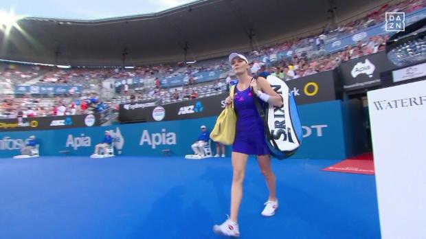 WTA Apia Internationals - Finale