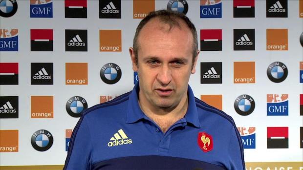 VI Nations - XV de France : PSA : 'Travailler la précision'