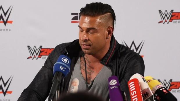 """WWE: Wiese: """"Dachte, das ist eine Verarsche"""""""