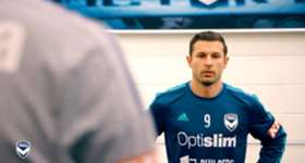 Kosta Barbarouses talks about his first day back at the club and what's to come.