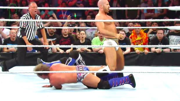 WWE Payback: Watch Roman Reigns vs. AJ Styles tomorrow, live on WWE Network