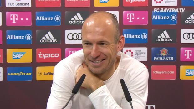 Robben über Vertrag, Ex-Trainer und Alonso