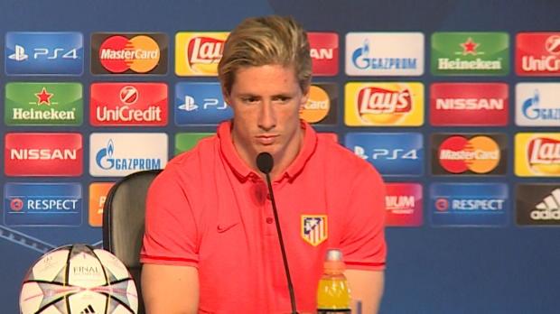 """Torres: Finale """"größtes Spiel meiner Karriere"""""""