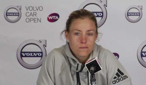 Kerber Interview: WTA Charleston SF