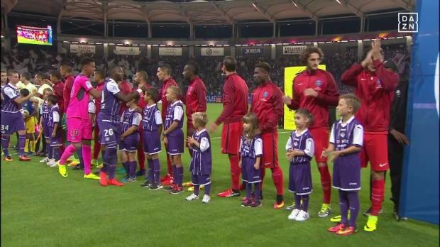 Toulouse - Paris Saint-Germain