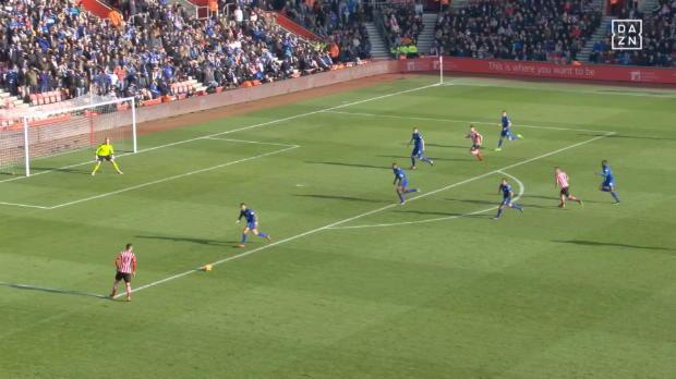Southampton - Leicester
