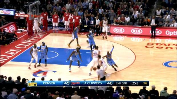 Basket : NBA - NBA - DeAndre Jordan superstar