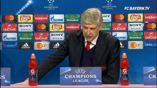 """Wenger nach 1:5 bedient: """"Extremes Ergebnis"""""""