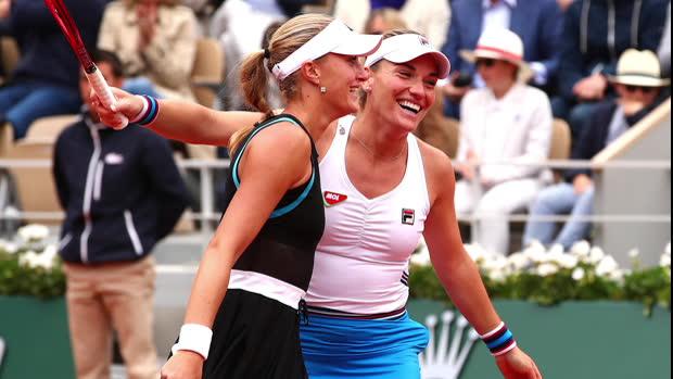: Roland-Garros - Mladenovic - 'Numéro 1 mondiale ? C'est un truc de fou !'