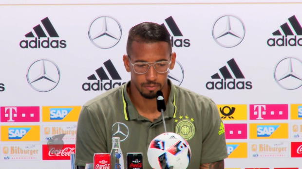 "EM 2016: Boateng: ""Kroos bestimmt das Tempo"""