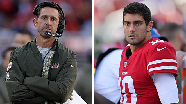 Rapoport: 49ers do not feel they need to play Garoppolo now