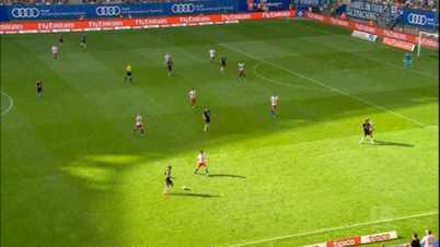 Bundes : Hambourg 0-0 Bayern Munich