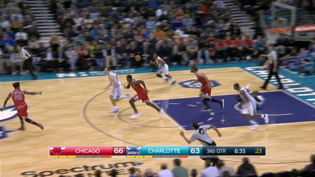 Dunk of the Night - Marvin Williams