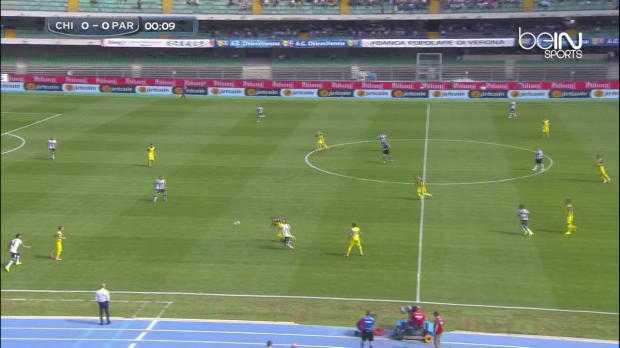 Serie A : Chievo 2-3 Parme