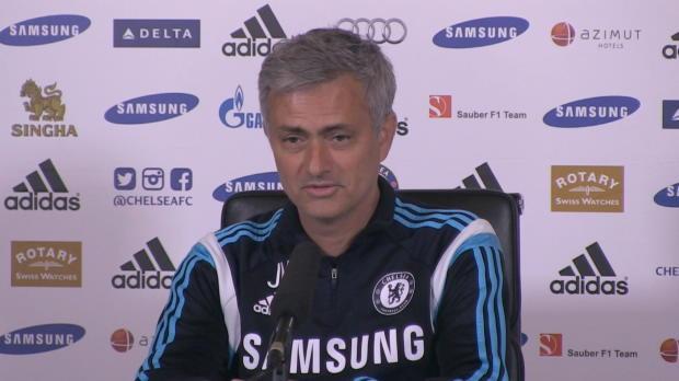 """Mourinho: """"Spiele gegen United sind einfach"""""""