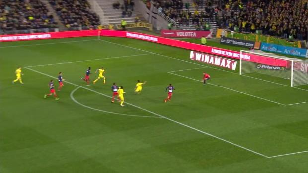 Ligue 1 Round 24: Nantes 3-1 Ajaccio