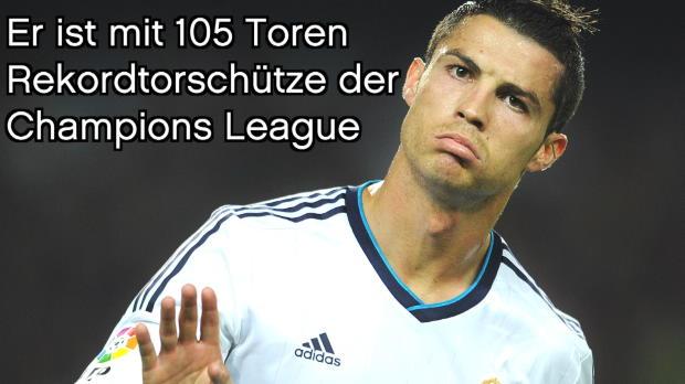 """600 Tore! Ronaldo: """"Die Zahlen lügen nicht"""""""