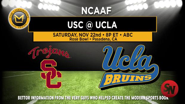 USC Trojans @ UCLA Bruins