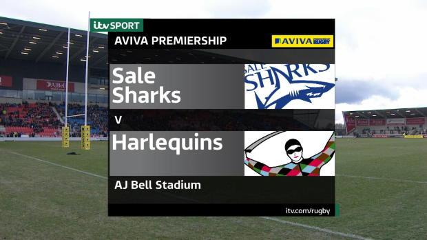 Aviva Premiership - Highlights Sale Sharks v Harlequins