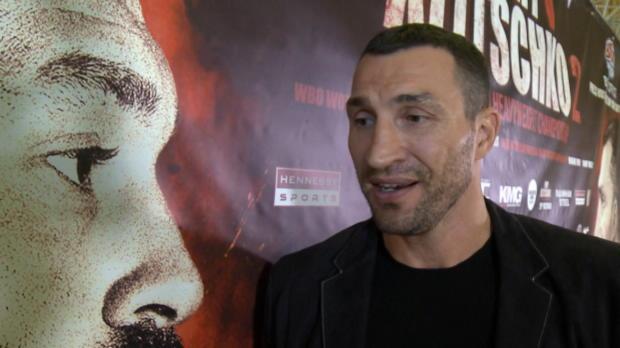 """Klitschko: """"Ruhestand noch keine Option"""""""