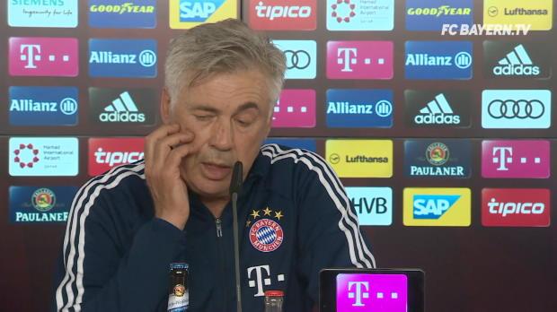 """Ancelotti lobt Bayer: """"Aggressiv und intensiv"""""""