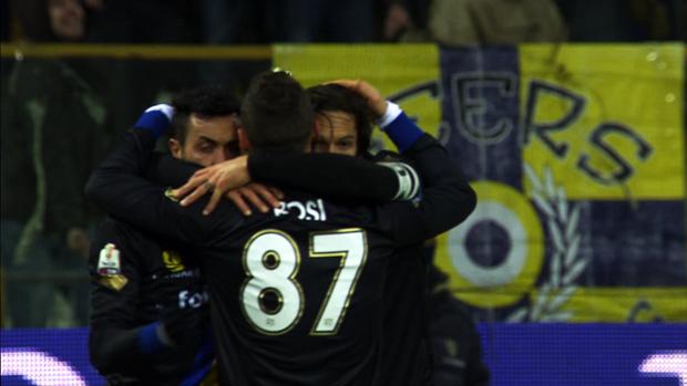 Parma 4-1 Varese, Quarto Turno TIM Cup 2013/14