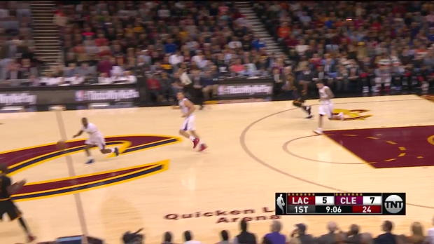 WSC: Kyrie Irving with 28 points vs. the Clippers