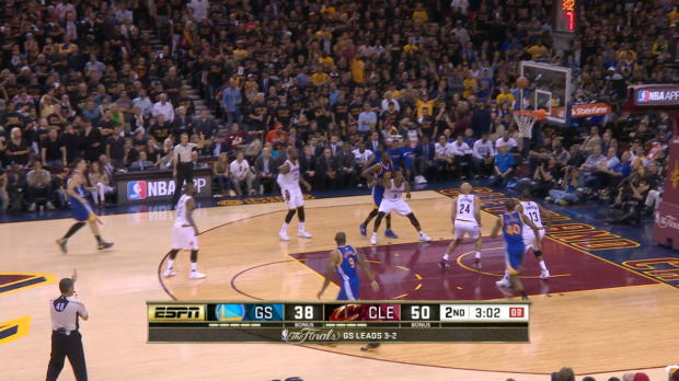 Dunk of the Night: Tristan Thompson
