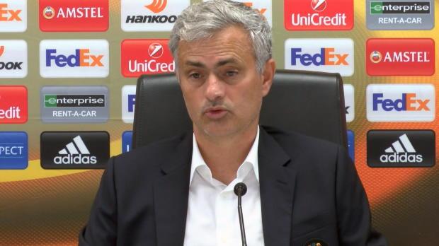 """Mourinho: """"Zu spät die richtige Einstellung"""""""