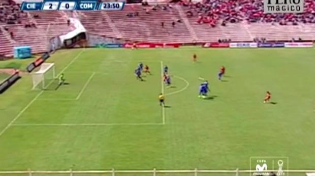 Peru: Ex-Bayern-Youngster mit Traum-Freistoß