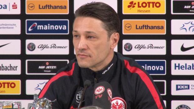 """Kovac: Könnte Frankfurt scheitern? """"Nein!"""""""