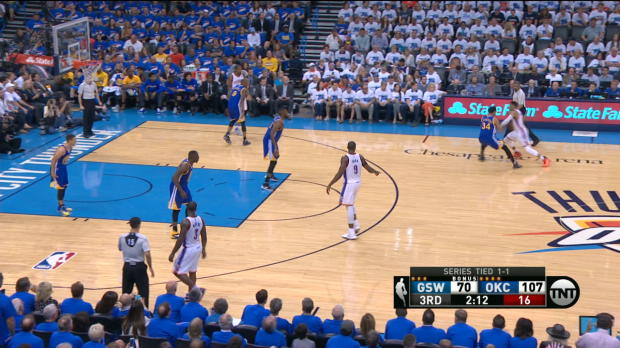 Move of the Night: Russell Westbrook