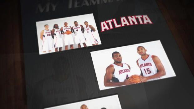 Teammates: Atlanta Hawks