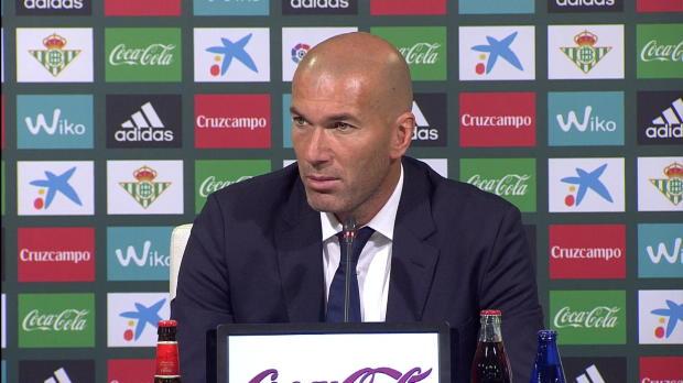 Zidane: Ronaldo? Sorge mich nicht um ihn