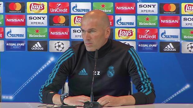 Finale - Zidane - 'Bale joue très bien en ce moment'