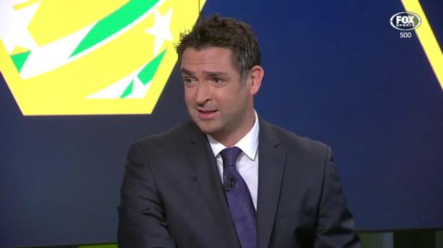 Socceroos punished for defensive errors