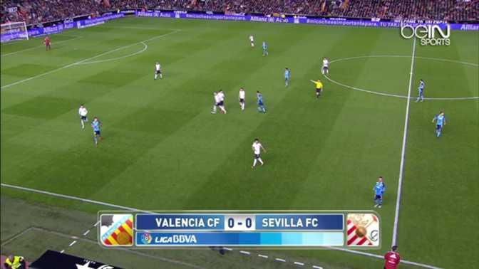 Liga : Valence 3-1 Séville
