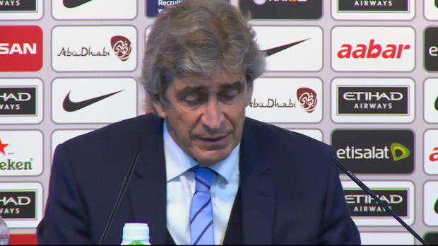 "League Cup: Pellegrini: ""Wird eng in Defensive"""